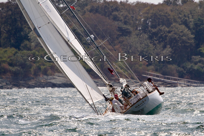 Mambo  843<br /> 32nd Annual Museum of Yachting Classic Regatta 2011