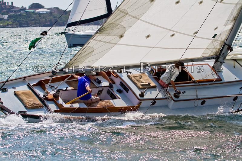 Fortune 312 50 Schooner<br /> 32nd Annual Museum of Yachting Classic Regatta 2011