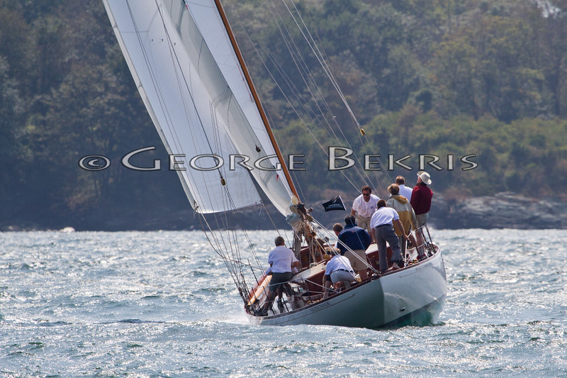 Serenade N-11  63 Sloop<br /> 32nd Annual Museum of Yachting Classic Regatta 2011