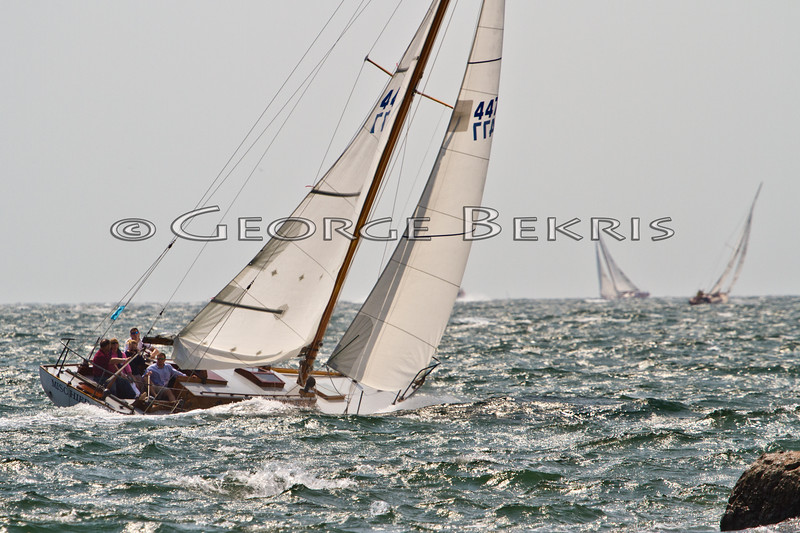 Mischief 4477<br /> 32nd Annual Museum of Yachting Classic Regatta 2011