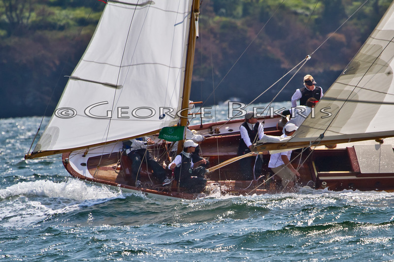 Dorade 16  Yawl<br /> 32nd Annual Museum of Yachting Classic Regatta 2011