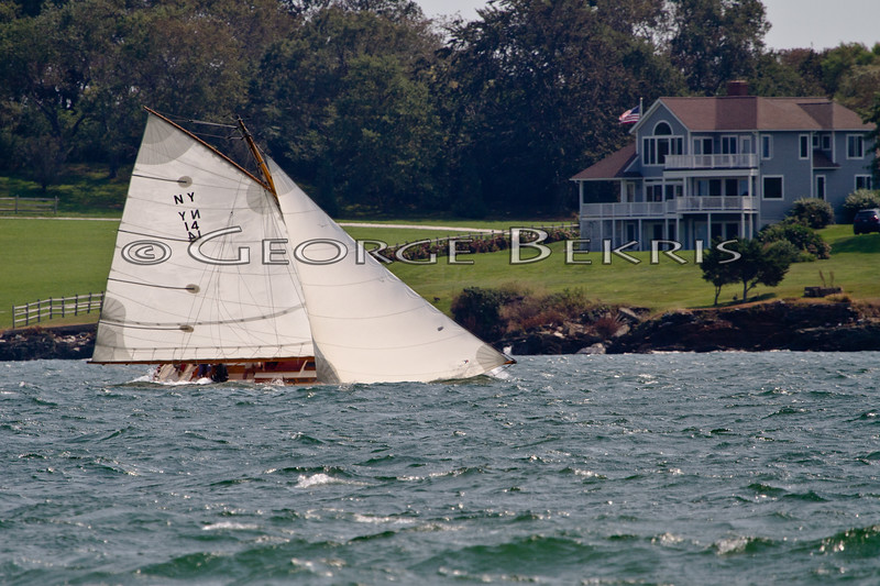 Cara Mia  NY14<br /> 32nd Annual Museum of Yachting Classic Regatta 2011