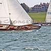 Serenade N-11   63 Sloop <br /> Heritage   US23  12 Metre <br /> 32nd Annual Museum of Yachting Classic Regatta 2011