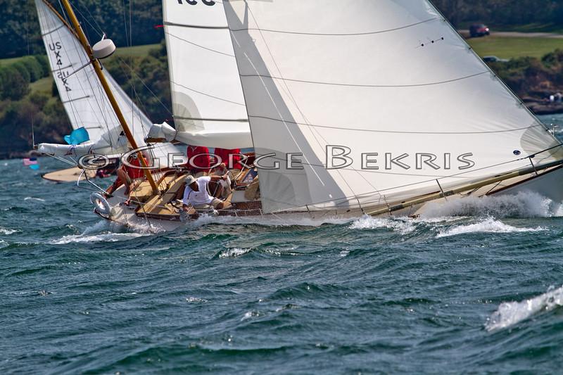 Fidelio 351<br /> 32nd Annual Museum of Yachting Classic Regatta 2011