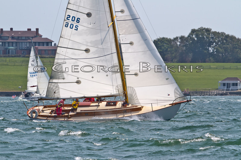 Rogue  206<br /> 32nd Annual Museum of Yachting Classic Regatta 2011