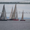 New York Yacht Club Around The Island Race<br /> Titan 15    USA 60075<br /> Bella Mente   USA 45<br /> Vanquish    USA 65002