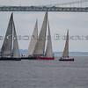New York Yacht Club Around The Island Race<br /> Titan 15    USA 60075<br /> Bella Mente   USA 45<br /> Vanquish    USA 65002