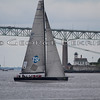 New York Yacht Club Around The Island Race<br /> Bella Mente<br /> USA 45