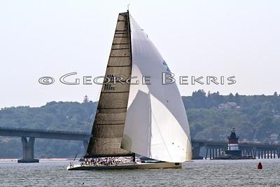 NYYC Race Week Around the Island 2012