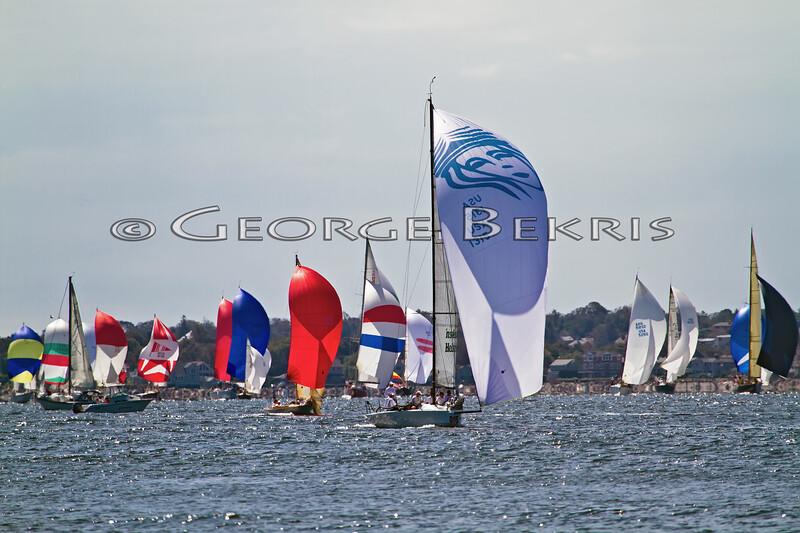 Sail For Pride Fleet<br /> Spinnaker