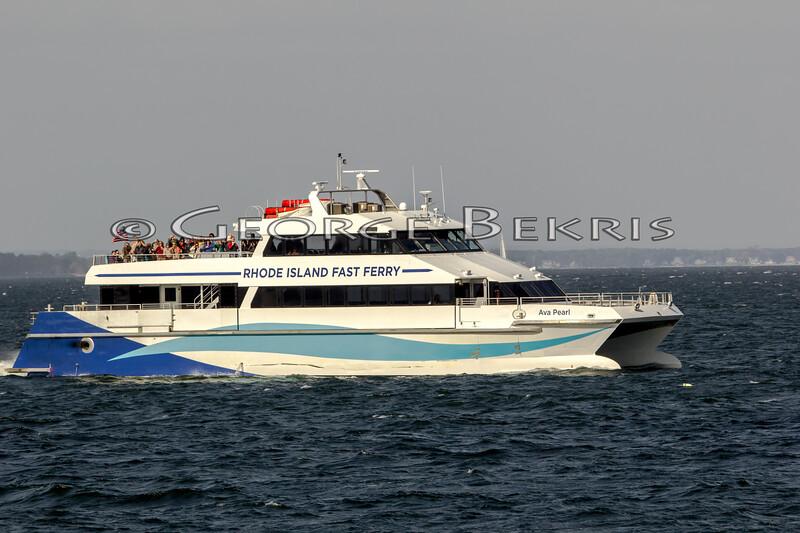 Rhode Island Fast Ferry