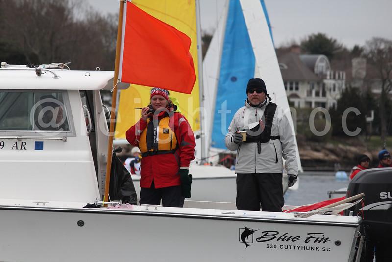 2014 Boston Yacht Club Jackson Cup Team Racing