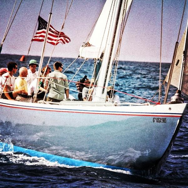 Which 12 Metre is racing in the @sxmheineken ? #sxmheineken @vactionstmaarten  @stmaartentravel #sailing #regattas