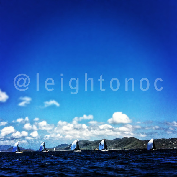 I can't think of a prettier place to be.  @irrstyc #irr40 #usvi #stthomas #melges32 @melges32 #melges @usvitourism #stjohn