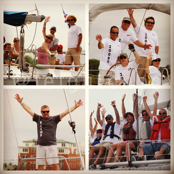 """Raise your hand if you are going to be in Flip Flops Aug 9 & 10. <a href=""""http://www.flipflopregatta.com"""">http://www.flipflopregatta.com</a>"""