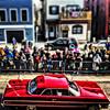 St. Patty's Hot Rods @paradeboston #boston #parade #stpatricksboston #stpatricksday