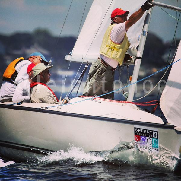 Sonar Action #sailing