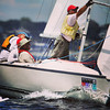 Sonar Action #sailing