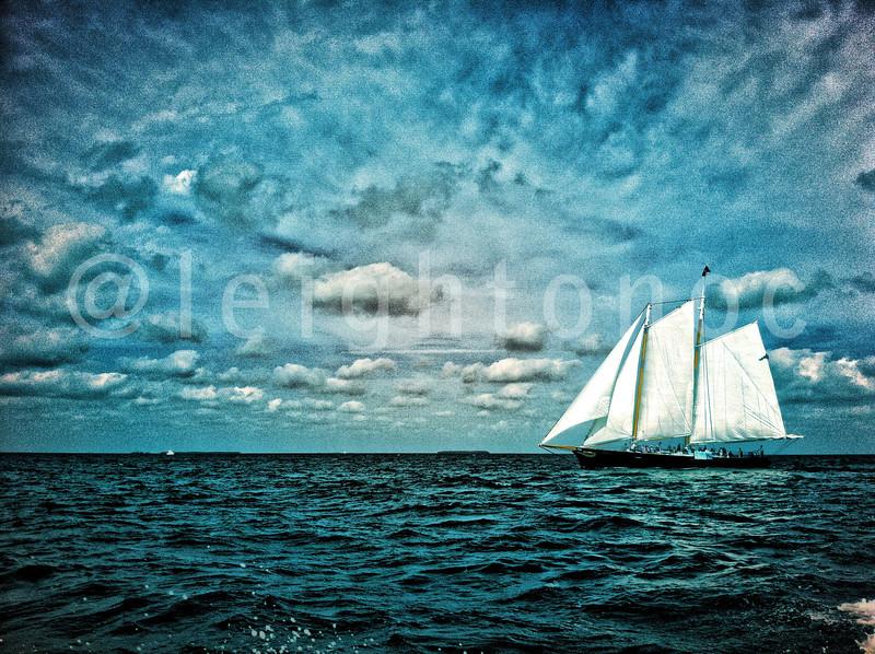I think this sailboat is in Div 4. Schooner phrf.  #qkeywest @keywest #sailing #keywest #kwrw #florida #tallships #schooners