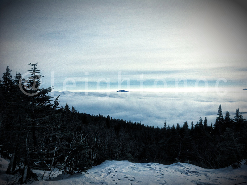 What a view. #skiing #riding #snowboarding #winter #mountains #newhampshire #nh