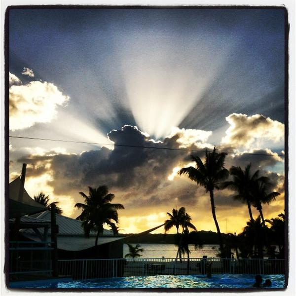 My poolside home for this week. I think I like it here! @sxmheineken @stmaarten_tweet #sxm @sxmlocal #sailing #regattas @heineken #heineken