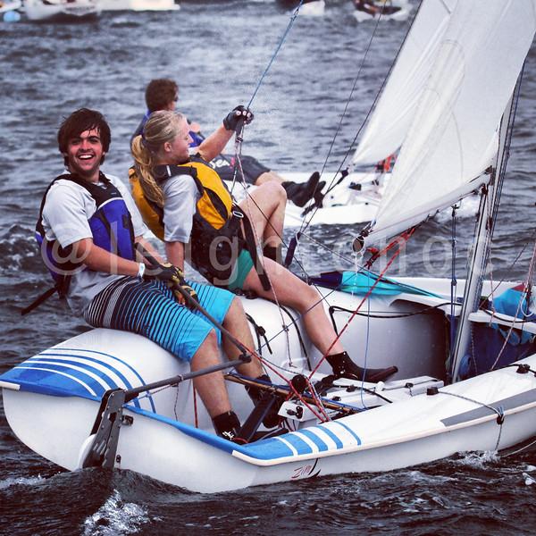 #smiles @ Pleon Yacht Club