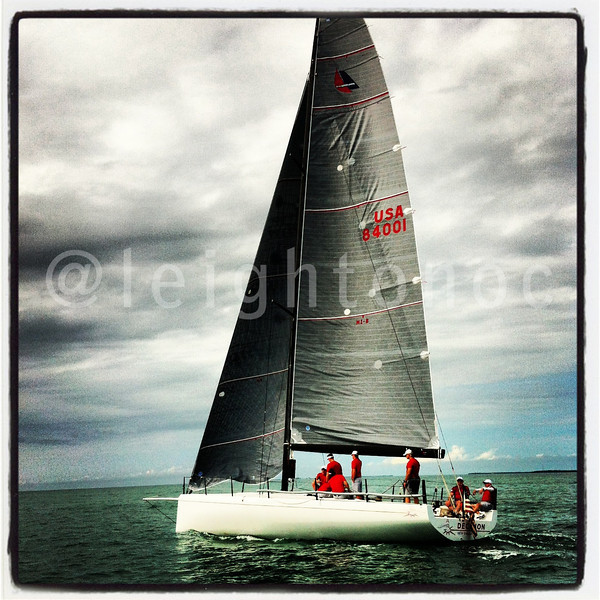 Just finished photo shoot for Decision's 2 boats. On board footage to be posted later.  @keywest #sailing #keywest #qkeywest #kwrw