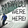 Wish you were here! #skiing #snow #boarding #snowboarding #newhampshire #nh