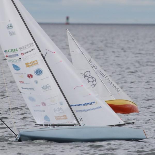 A 1st for me.  @sailbot @todayoncapeann @capeannchamber @dscvrglstr #sailbot #sailing #gloucester #capeann