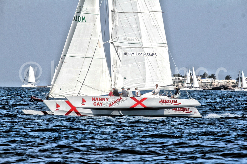 I wonder what the big red X means?  @sxmheineken #sxmheineken @vactionstmaarten  @stmaartentravel #sailing #regattas