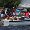 Covering 1st Massachusetts Financial  Regatta today. Kids have to take a financial test 1st. Top 6 teams race on Charles.