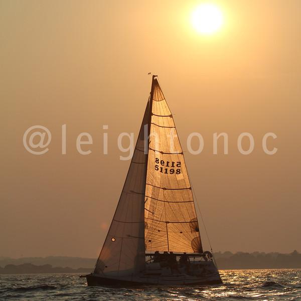 #nofilter #beringerbowl #sailing #sunset #marblehead