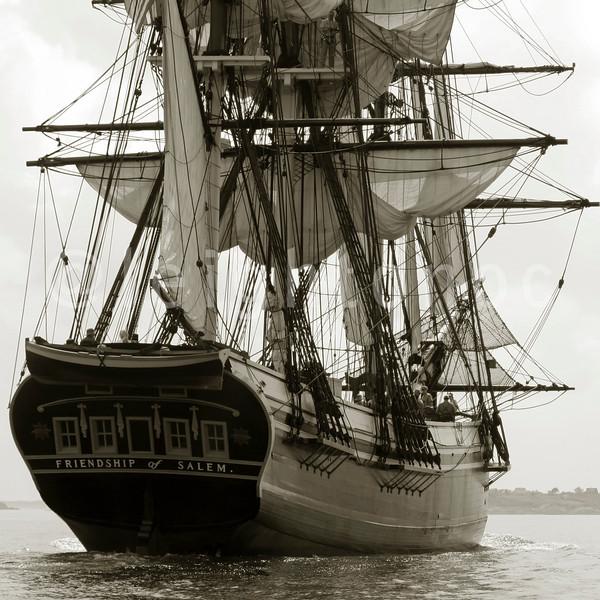 Friendship of Salem  @destsalem @salem_ma #tallships #sailing #friendship #salem #squareriggers