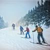 Here we go! Plenty of breeze @skiwildcat #skiing #snow #nemo #storm #blizzard #boarding #snowboarding #newhampshire #nh