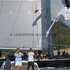 Mega Yachts race in 2010 Newport Bucket Regatta on September 10, 2010 in Newport, RI.
