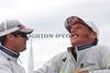 Mega Yacht Meteor races in 2010 Newport Bucket Regatta on September 10, 2010 in Newport, RI.