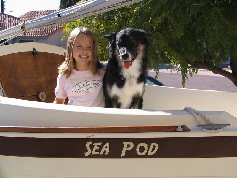 Sea Pod, 15' Montgomery