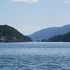 Approaching Sucia Island