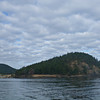 Leaving Stuart Island