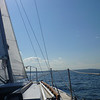 Nice weather for sailing
