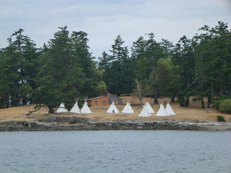 John Island, summer camp?