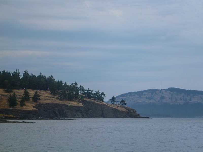 Satellite Island, next to Stuart Island