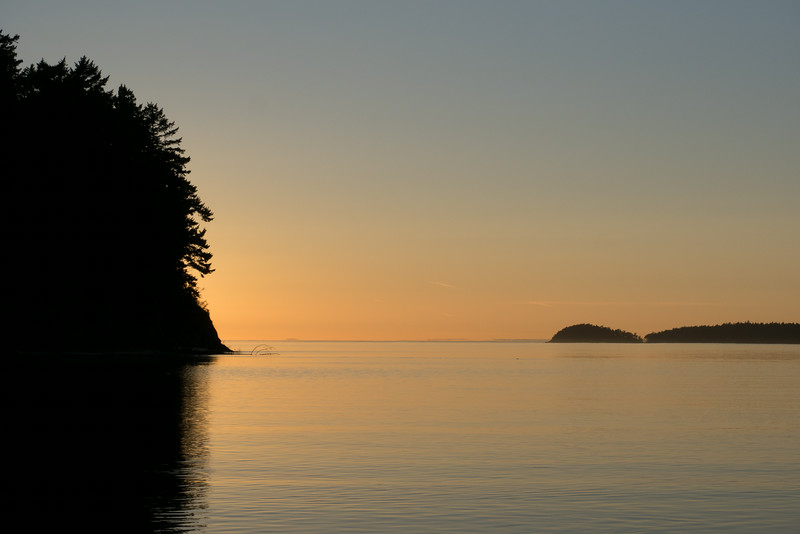 Fox Cove Sunset