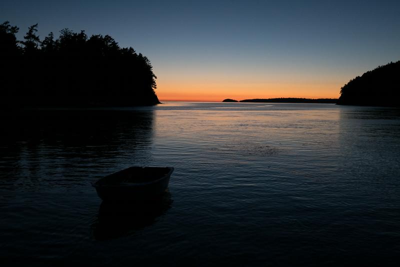 Good night dinghy
