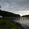 Blakely Island Marina.