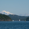 Wasp Islands, Mt Baker