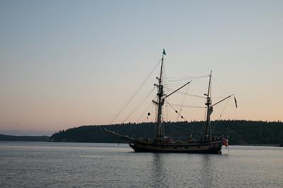 San Juan Islands July 2014