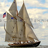 Pilot Schooner VIRGINIA<br /> First Annual Morgan Cup Race, CT Schooner Festival Virginia