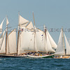 Schooner Fleet, Columbia Liberty Clipper