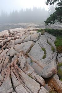 Shapes of granite